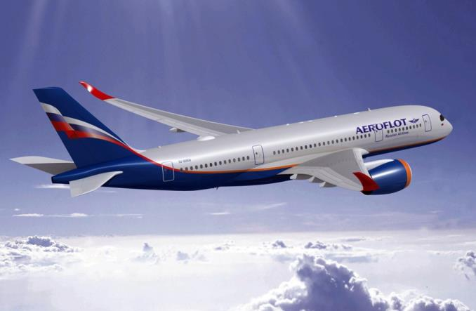 aeroflota350 - Аэрофлот отказался от B787 Dreamliner, но ожидает поставки A350