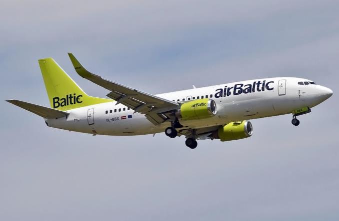 airBaltic откладывает вывод из эксплуатации Boeing B737 до следующего года