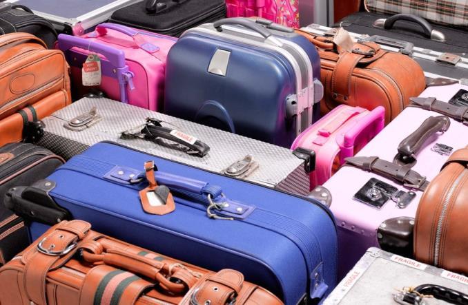 airportluggagesuitcases - Технические и правовые проблемы внедрения системы обработки багажа с использованием RFID