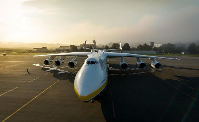 Антонов Ан-225 Мрия