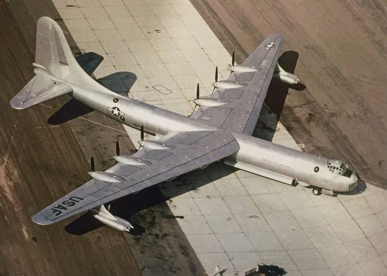 b 36 peacemaker free big - Самолеты - самые яркие представители уходящей эпохи многомоторников