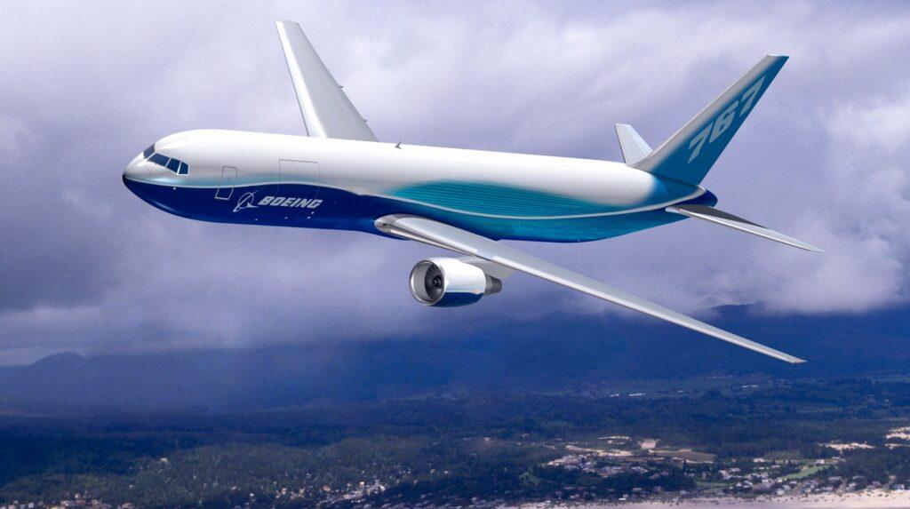 Boeing планирует выпустить новый грузовой самолет 767-XF