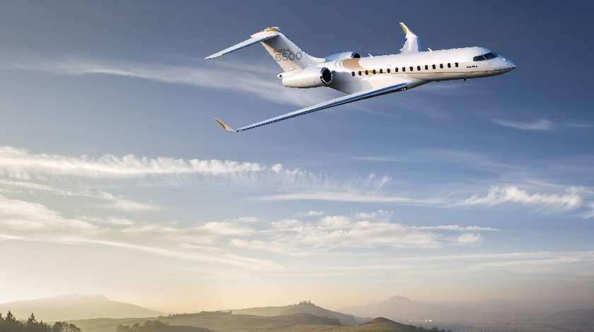 Bombardier 5500 и 6500 удостоены сертификата EASA