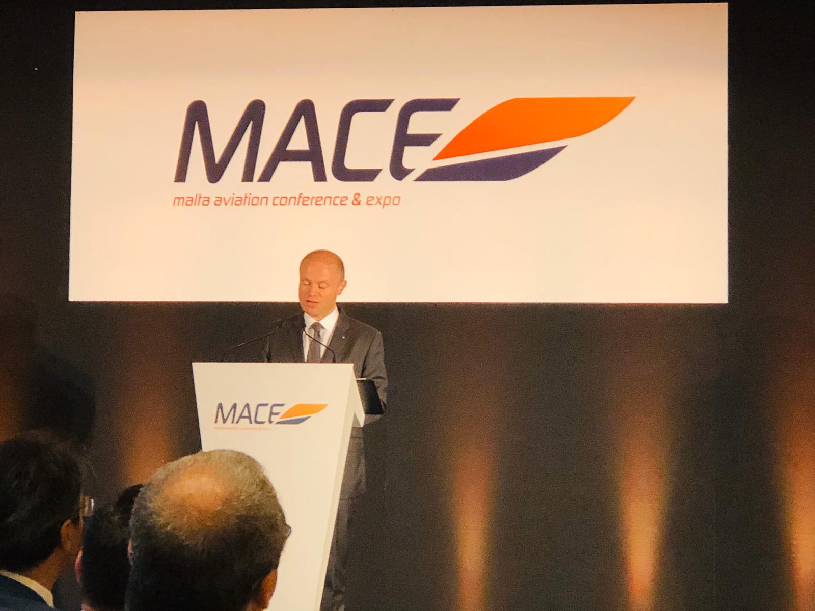 Завершился второй день Malta Aviation Conference and Expo с участием представителя Cofrance Sarl