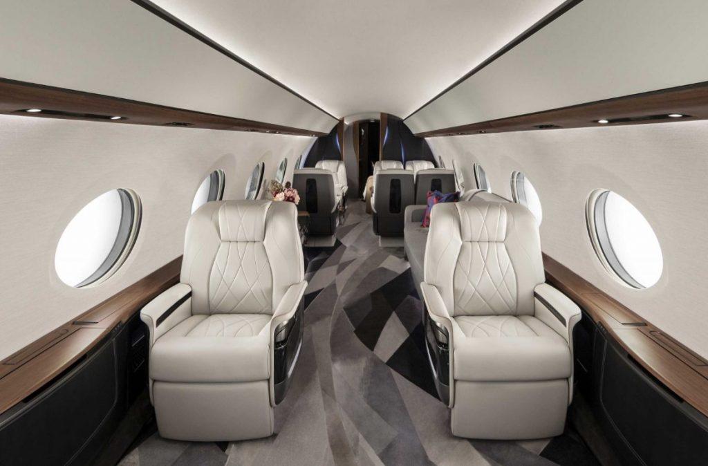 g700 1 1024x674 - NBAA-BACE: Gulfstream раскрыл завесу тайны над проектом G700