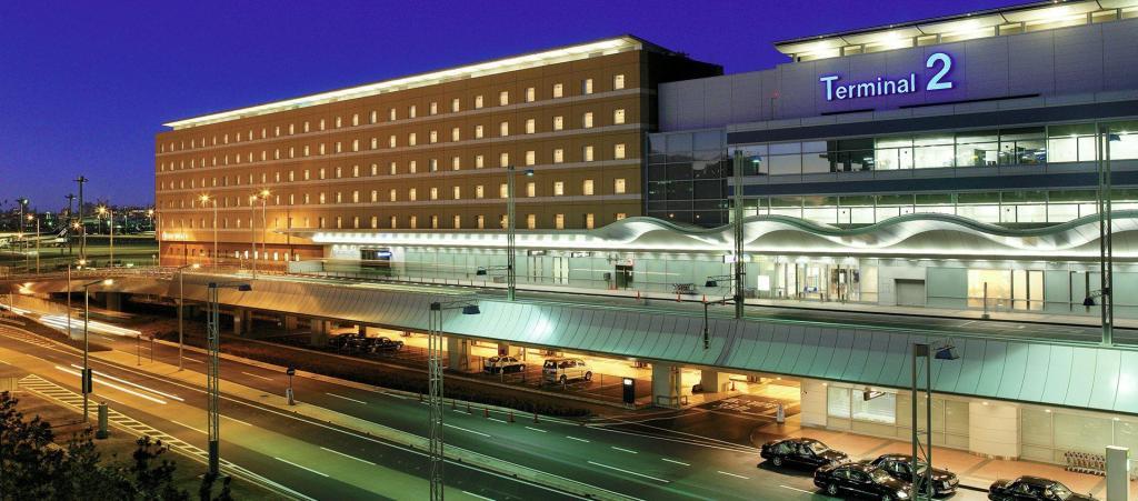 haneda excel hotel tokyu - Отель в Токио предлагает полёты во сне и наяву