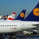 lufthansatails 150x150 - Lufthansa отменила более 100 рейсов из-за действий UFO