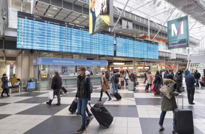 monachiumfotflughafen - Экологи требуют от авиакомпаний отменить программы лояльности клиентов