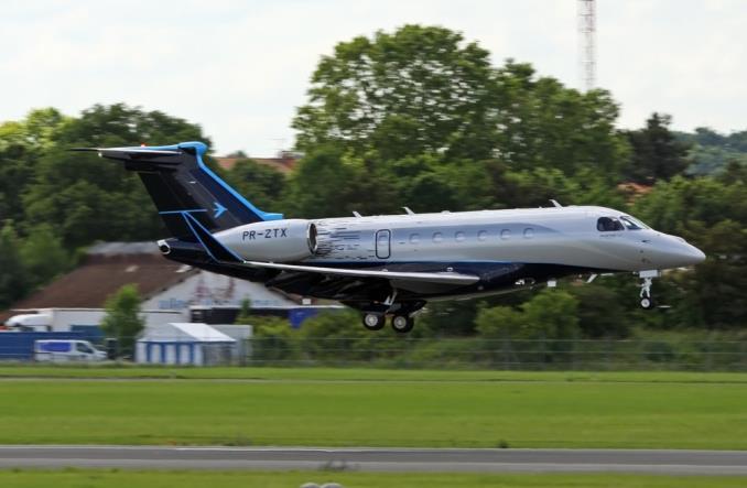praetor 600 - NBAA-BACE: беспрецедентный заказ на бизнес-джеты Embraer