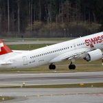 Swiss International Air Lines  вернула на рейсы самолеты Airbus A220