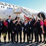 Qantas подвела итоги первого сверхдальнемагистрального рейса