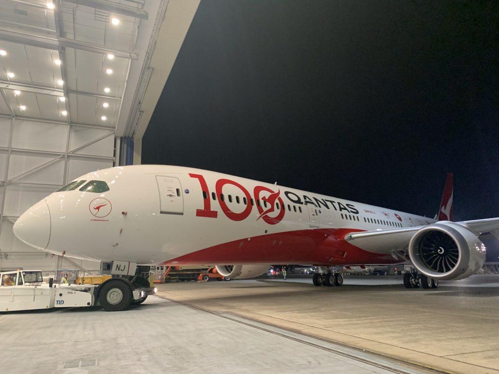 vh znj 1024x768 - Qantas Airways готовится к первому 20-ти часовому рейсу