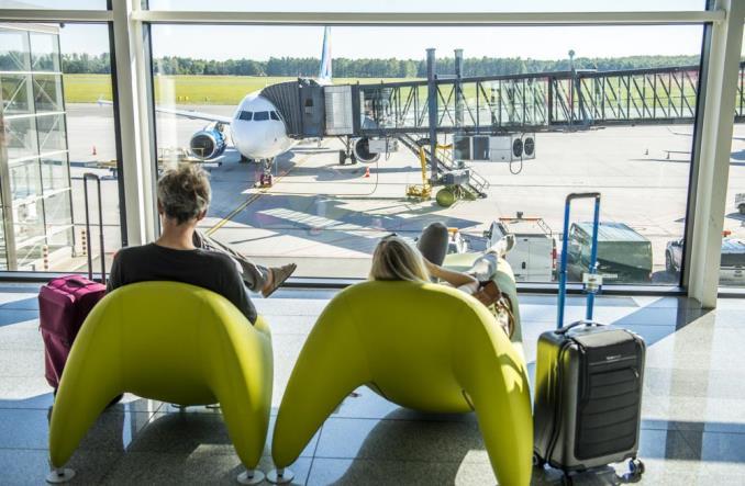 wroclawrelax - ACI Europe опубликовала отчет о трафике европейских аэропортов за август