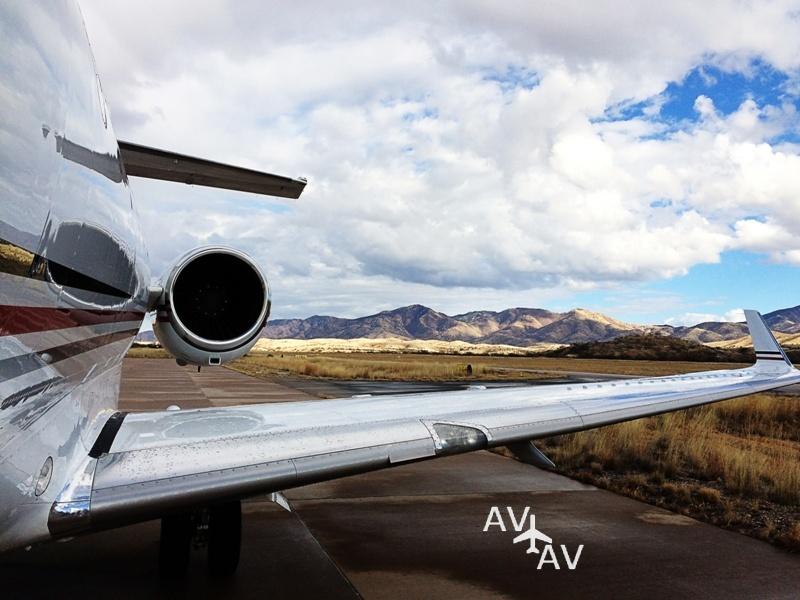 Сложности с парковкой частных самолетов: самые проблемные места