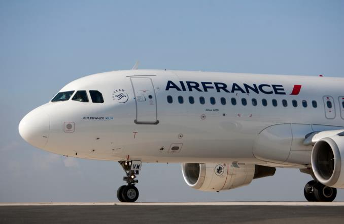 A320 компании Air France