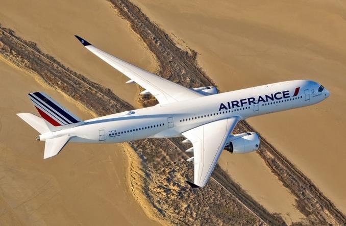 A350 компании AirFrance