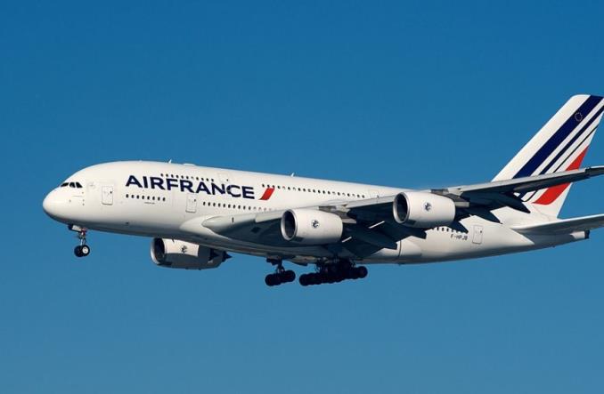 Airbus A380-800 авиакомпании Air France