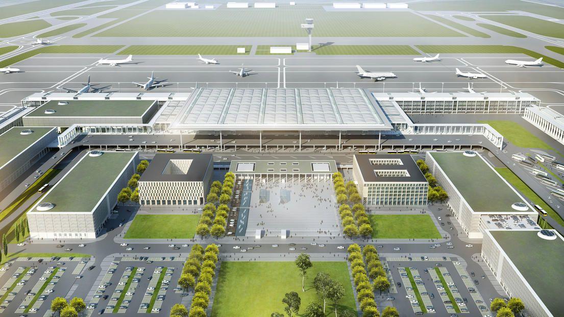 Вниманию пилотов и пассажиров, отправляющихся в Берлин!