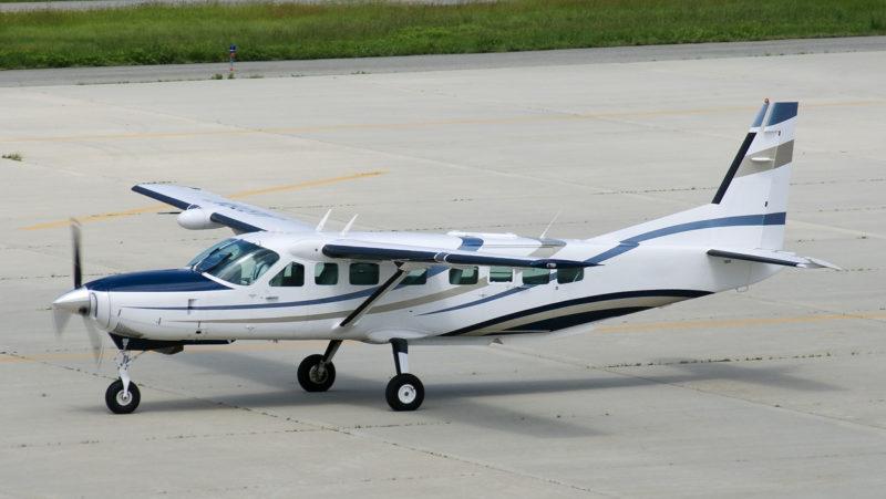 Cessna-208b Grand Caravan