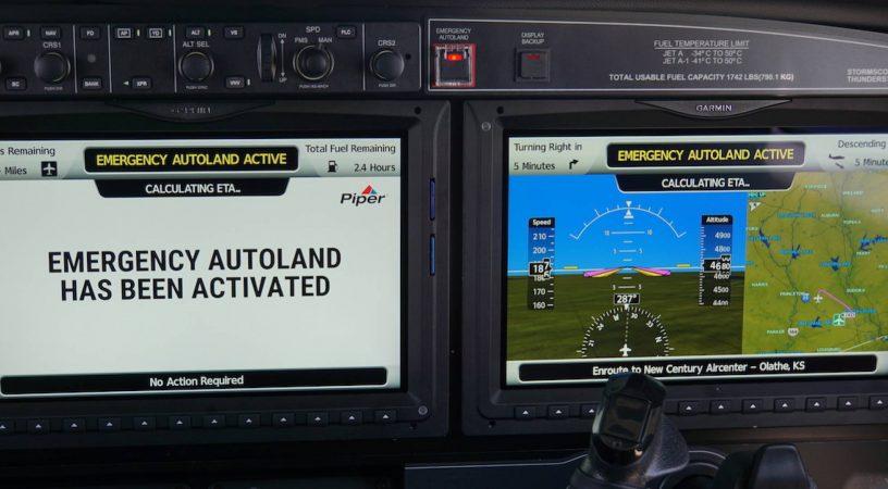dsc04379 2 816x450 - Для деловых самолетов Cirrus Vision Jet и Piper M600 будет доступна система экстренной автоматической посадки