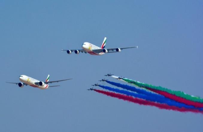 В ОАЭ стартовал Dubai Airshow 2019