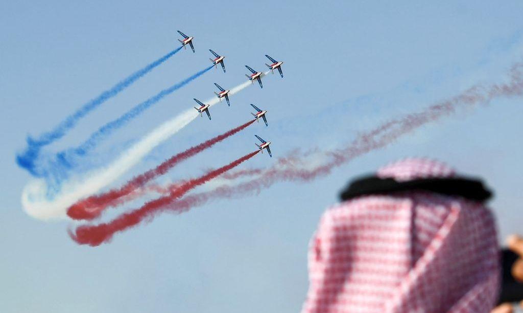 Авиасалон в Дубае под знаком печали