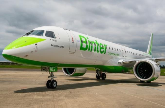 E1952 авиакомпании Binter