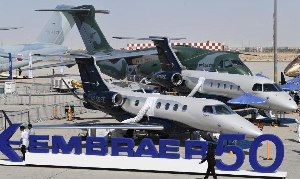 Продукция Embraer
