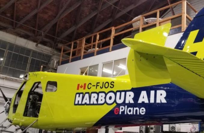 eplaneharbourair - Авиакомпания Harbor Air намерена перейти на электросамолеты