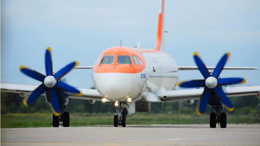 Первый полет Ил-114-300 отложен до конца 2020 года