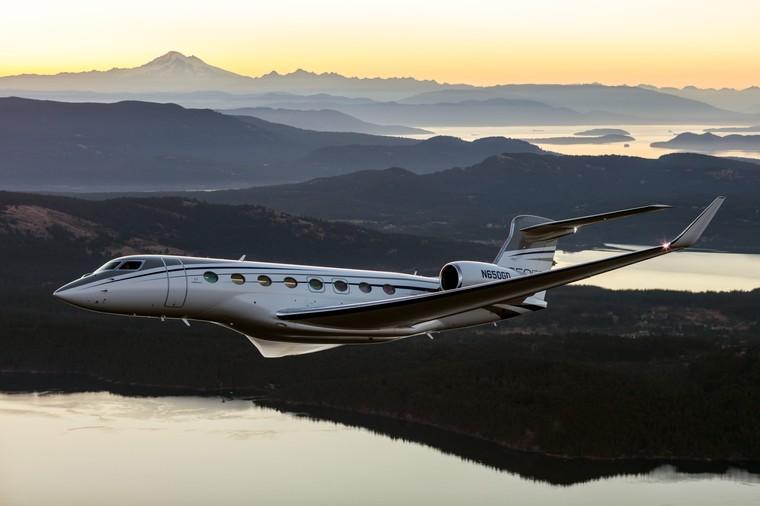 Gulfstream  G650 и его основные преимущества перед конкурентами