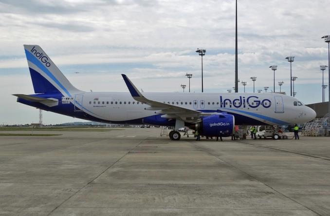 indigoa320neo - Индийское авиационное управление потребовало замены двигателей A320neo