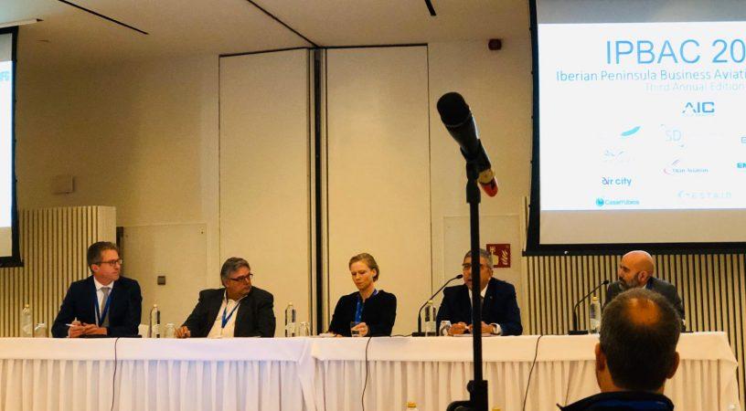 Ежегодная Конференция по деловой авиации на Пиренейском полуострове (IPBAC)