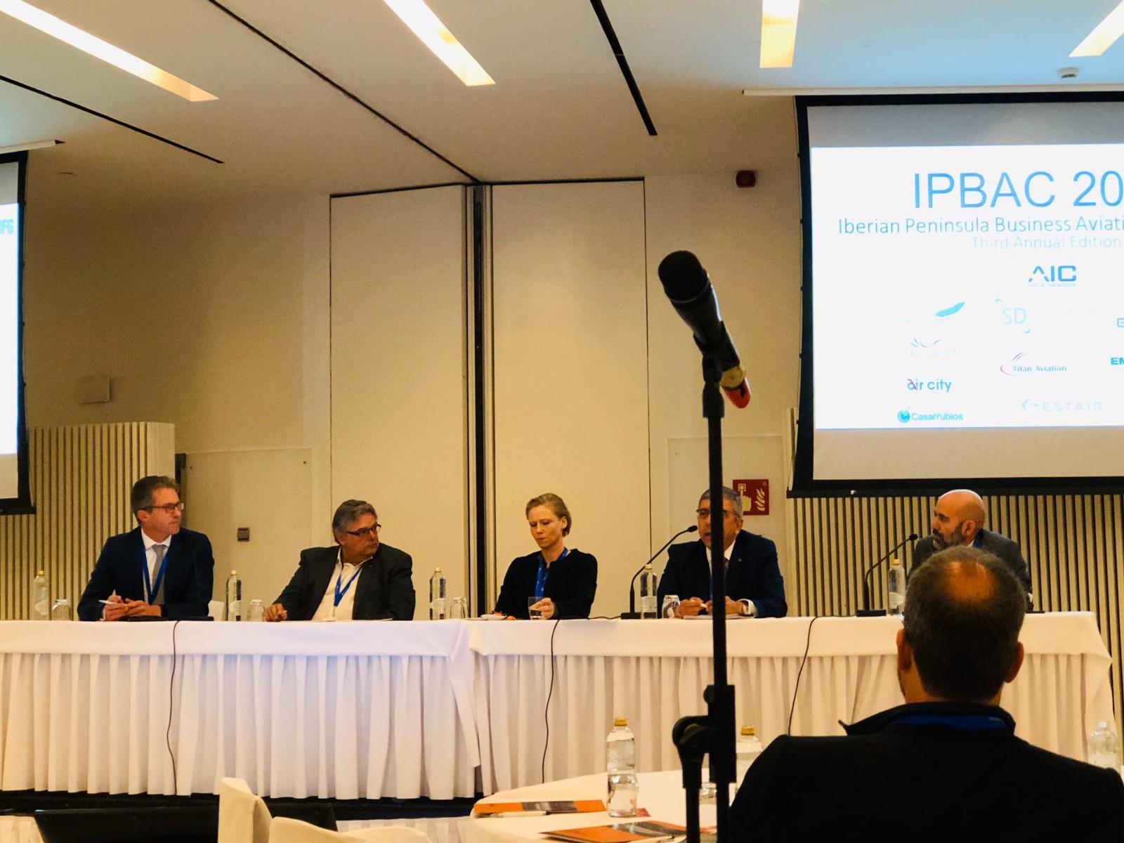 Cofrance Sarl принимает участие в Конференции по деловой авиации на Иберийском  полуострове (IPBAC)