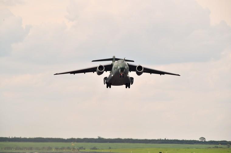 C-390 Millennium - бывший KC-390