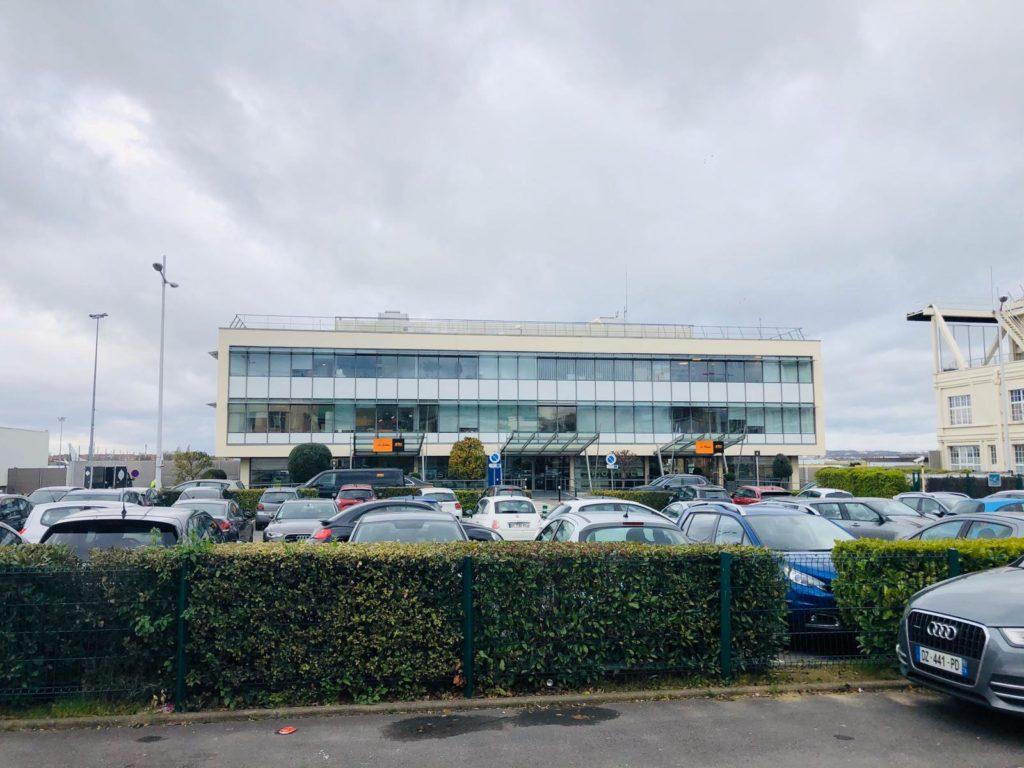 Конференц-зал аэропорта Ле Бурже - место проведения EBAA France