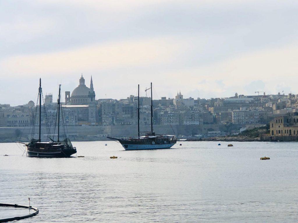 Мальта - столица деловой авиации