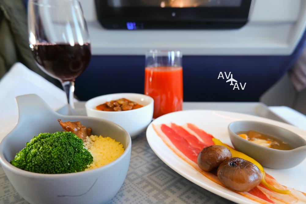 privat jet food 2 - Пир горой на борту частного самолета