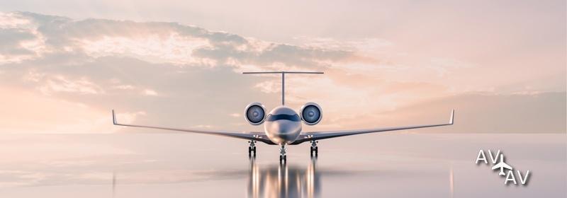 privat jet -