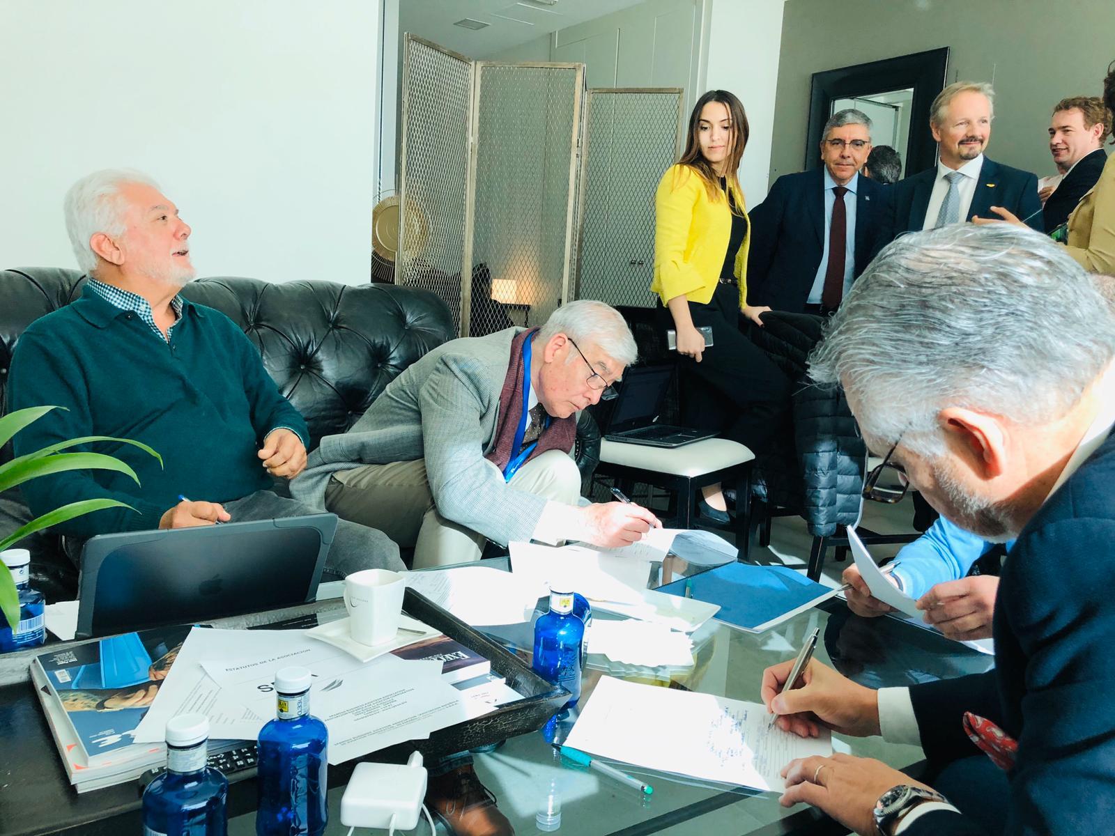 В Мадриде объявлено о создании Испанской ассоциации деловой авиации – SBAA
