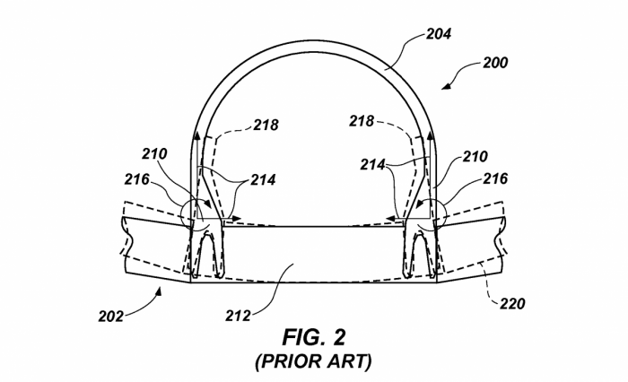 Схема конструкции pickle fork. Фото: Boeing