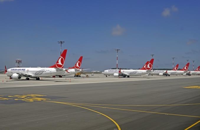 Аэропорт Стамбула также является штаб-квартирой национального перевозчика Turkish Airlines