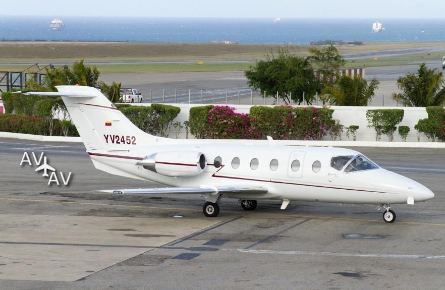 Деловая авиация Венесуэлы: план полета, погода и NOTAM