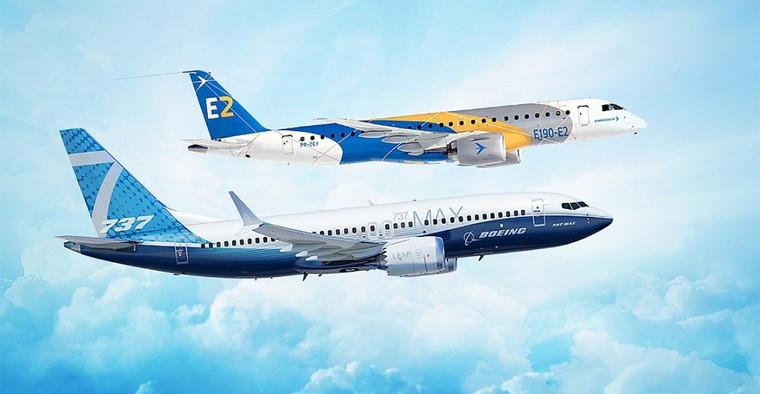 Потери с 737 MAX могут превышать сумму, уплаченную за покупку подразделения коммерческой авиации Embraer