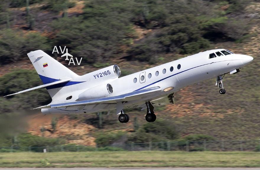 Деловая авиация Венесуэлы: разрешения на посадку и пролет
