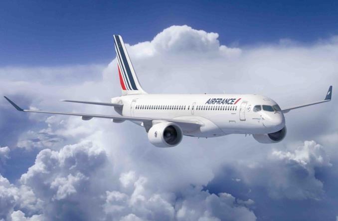A220 для Air France