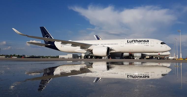 Lufthansa возобновляет полеты между Мюнхеном и Сан-Паулу