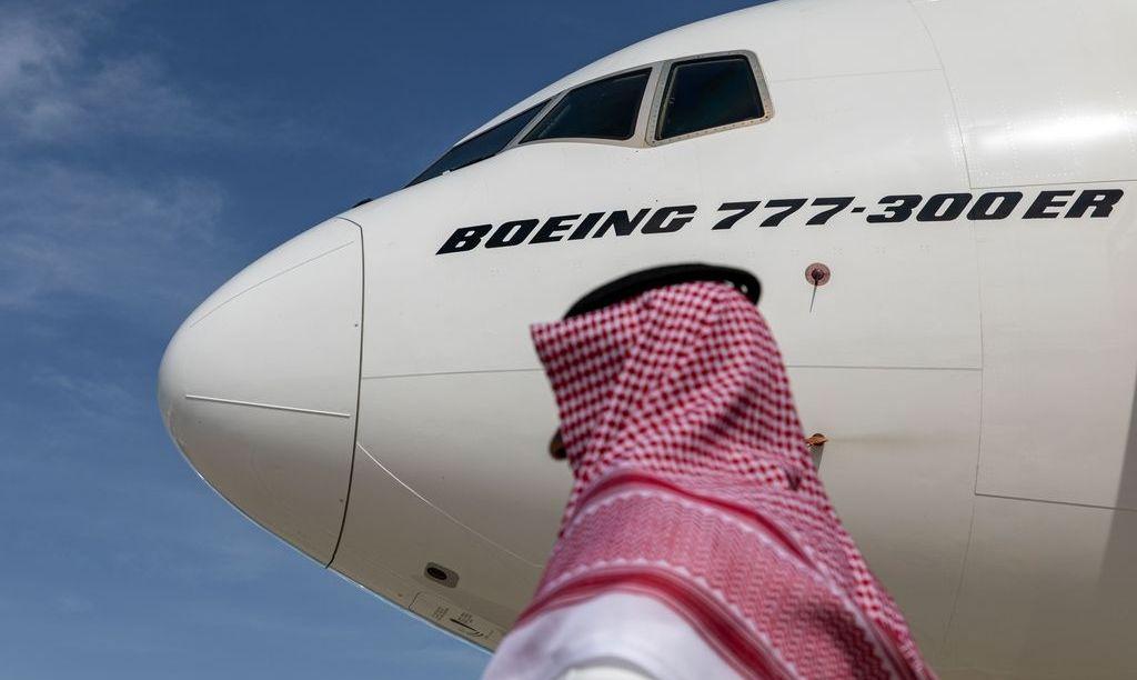В Нигерии арестован Boeing 777 авиакомпании Emirates