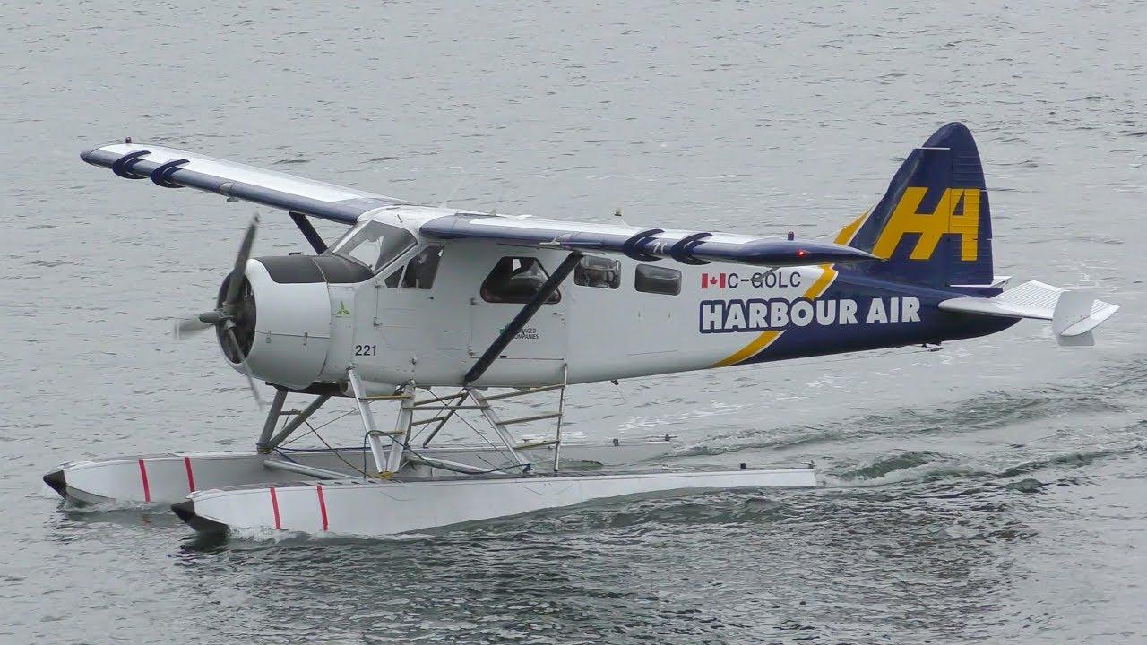 Канадский гидросамолет на электротяге впервые поднялся в воздух
