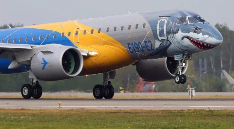 Бразилия одобрила совместное предприятие Boeing и Embraer